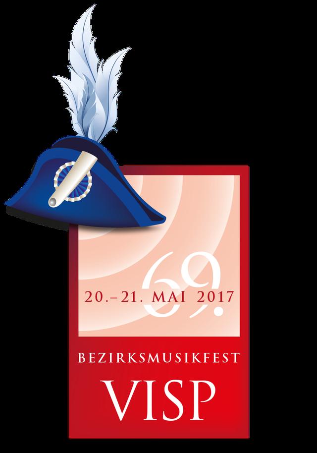 69. Bezirksmusikfest in Visp